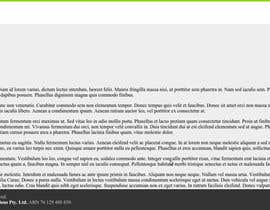 #20 untuk Website template and menu oleh SundaySalsa