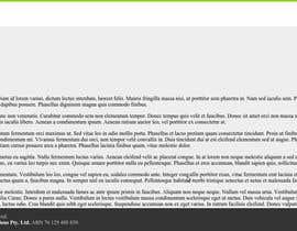 SundaySalsa tarafından Website template and menu için no 20