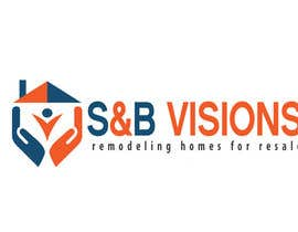 #96 for Design a Logo for S&B Visions LLC by inspirativ