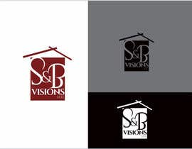 #93 for Design a Logo for S&B Visions LLC by rueldecastro