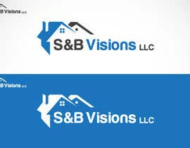 #86 for Design a Logo for S&B Visions LLC by brandcre8tive