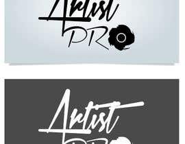 #80 untuk Diseñar un logotipo para Artist Pro oleh wpuerta
