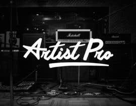 #79 untuk Diseñar un logotipo para Artist Pro oleh belenpoyo