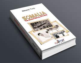 #20 untuk Design 3D Book cover with back and Spine about History oleh Med7008