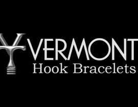 #7 para Design a Logo for Vermont Hook Bracelets por iftawan