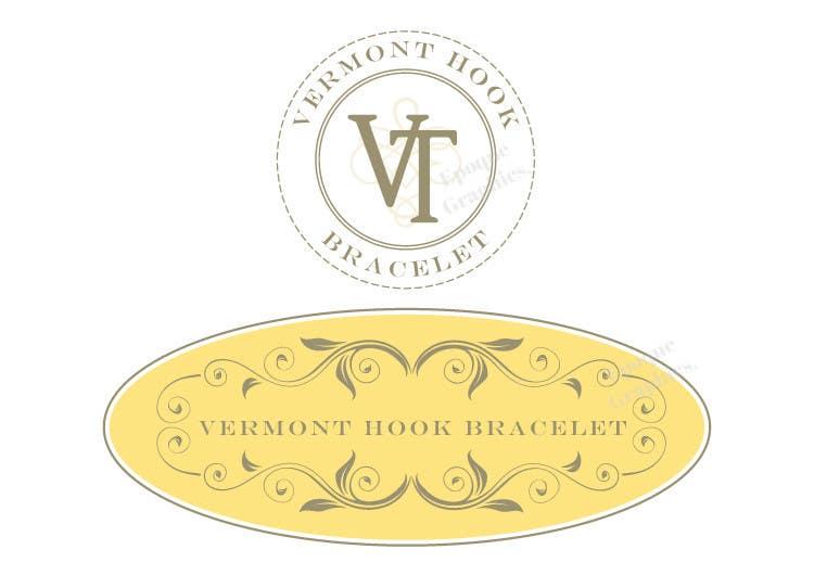 Bài tham dự cuộc thi #                                        29                                      cho                                         Design a Logo for Vermont Hook Bracelets