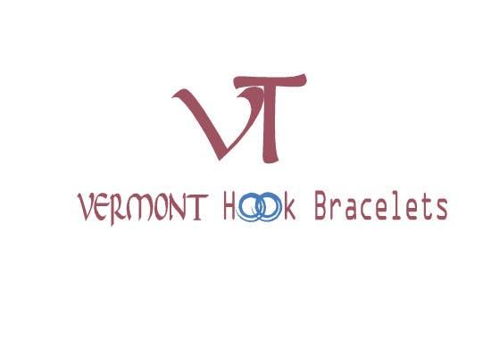 Bài tham dự cuộc thi #                                        42                                      cho                                         Design a Logo for Vermont Hook Bracelets