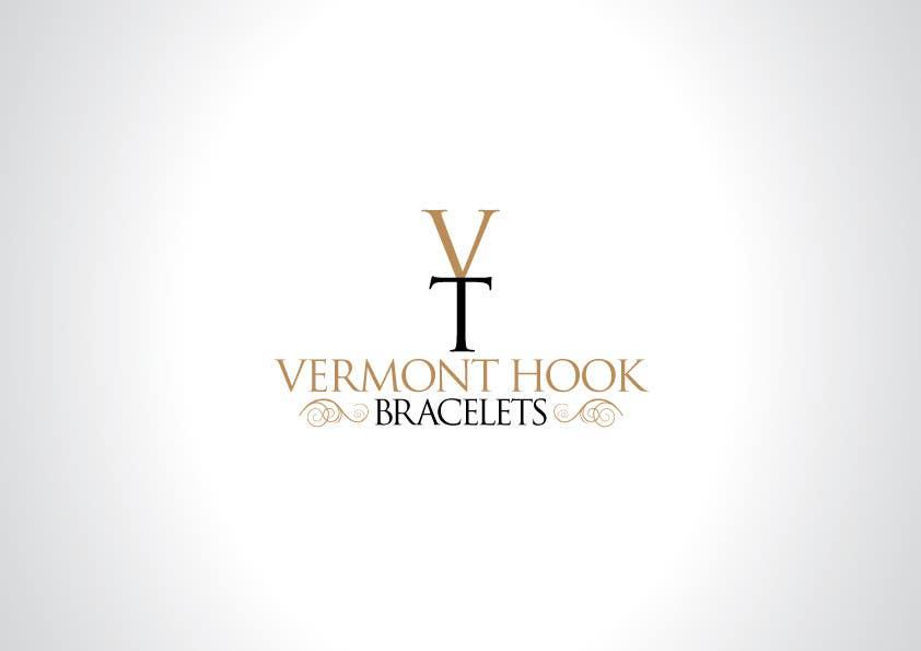 Bài tham dự cuộc thi #                                        9                                      cho                                         Design a Logo for Vermont Hook Bracelets