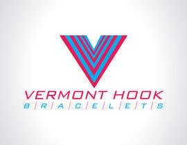 #40 for Design a Logo for Vermont Hook Bracelets by habeeb213