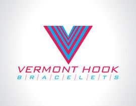 #40 para Design a Logo for Vermont Hook Bracelets por habeeb213