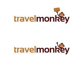#270 cho Logo Design for travelmonkey bởi CoreyR