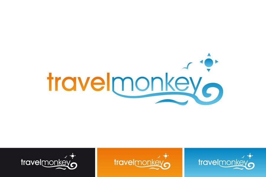 Contest Entry #                                        67                                      for                                         Logo Design for travelmonkey