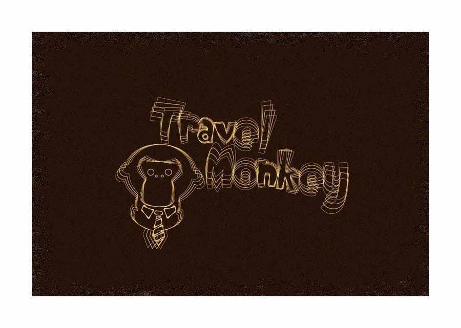Contest Entry #326 for Logo Design for travelmonkey