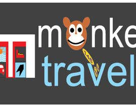 nº 310 pour Logo Design for travelmonkey par anjaliom