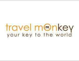 nº 229 pour Logo Design for travelmonkey par YLoveDesign