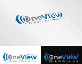 hics tarafından Design a Logo for OneView - Telecoms Life Cycle Management Platform için no 183