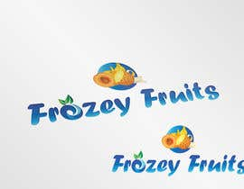 #29 untuk Design a Logo for Frozey Fruits oleh webcreateur