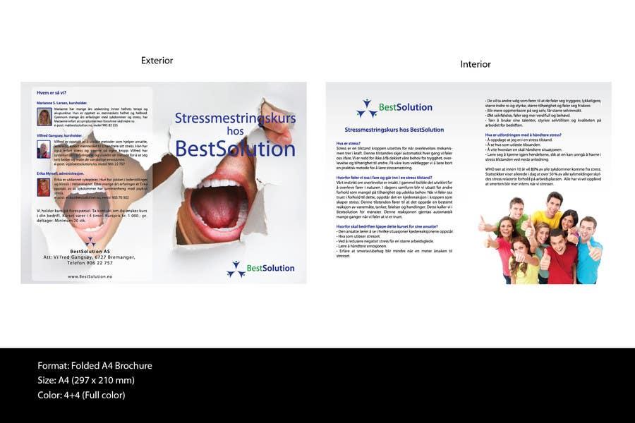 Inscrição nº                                         4                                      do Concurso para                                         Brochure Design for BestSoluton.no
