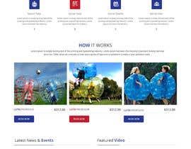 nizagen tarafından Build the best Website for Sprettball.no için no 9