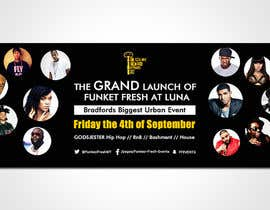 #4 for Design a Banner for Funkey Fresh Events by Upasana92