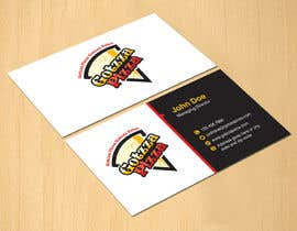 #9 untuk Design some Business Cards for Gotzza Pizza oleh dinesh0805