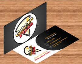 #39 untuk Design some Business Cards for Gotzza Pizza oleh NatashaSoeiro