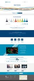 #17 untuk Design a Stunning Website PSD oleh Nadasol