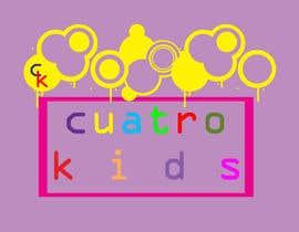 #45 untuk Design a Logo for Kids Brand oleh andjelkons