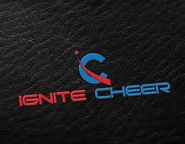 #40 untuk Design a logo for IGNITE CHEER oleh towhidhasan14