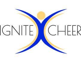 #17 untuk Design a logo for IGNITE CHEER oleh mrmaxeroo