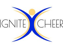 mrmaxeroo tarafından Design a logo for IGNITE CHEER için no 17
