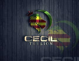 #21 untuk Design a Logo for Cecil the Lion - The Documentary oleh EdesignMK