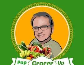 #308 untuk Pop-up  Grocer logo oleh shananigans1