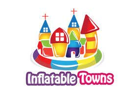pratikshakawle17 tarafından Develop a Corporate Identity for Inflatable Town için no 17