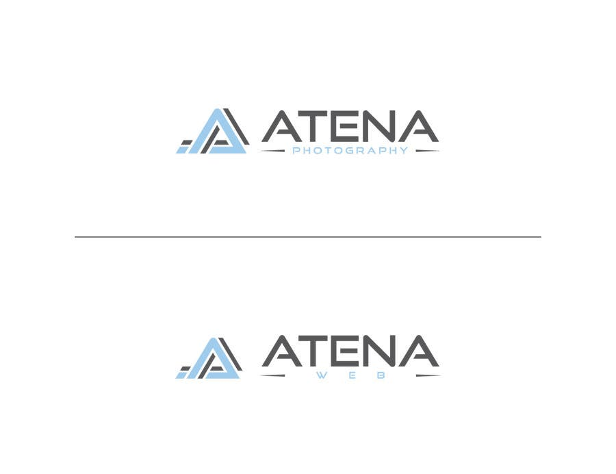 Penyertaan Peraduan #15 untuk Restyle/modernize logo for Web Desing and Photography agency