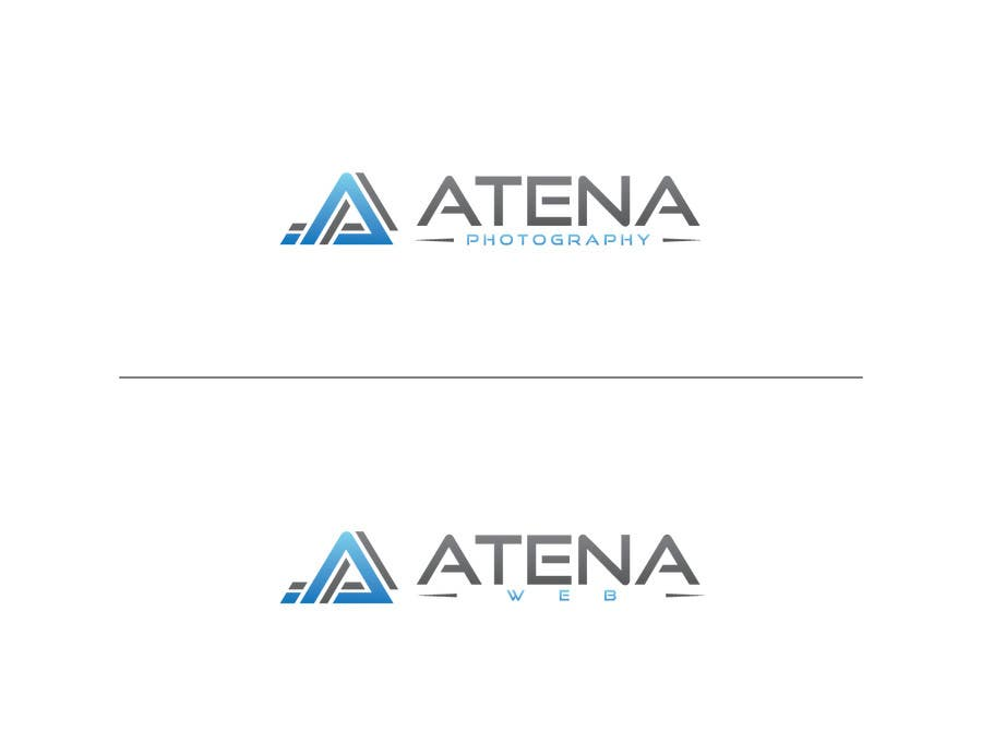Penyertaan Peraduan #22 untuk Restyle/modernize logo for Web Desing and Photography agency