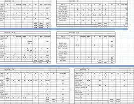 #17 for Fill in a Spreadsheet with Data for Stock List NEEDED IN 6-12 HOURS by raviojha86