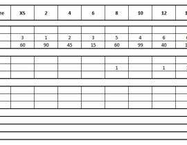 Haye786 tarafından Fill in a Spreadsheet with Data for Stock List NEEDED IN 6-12 HOURS için no 23