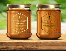 Med7008 tarafından Packaging design for Royal Honey için no 23