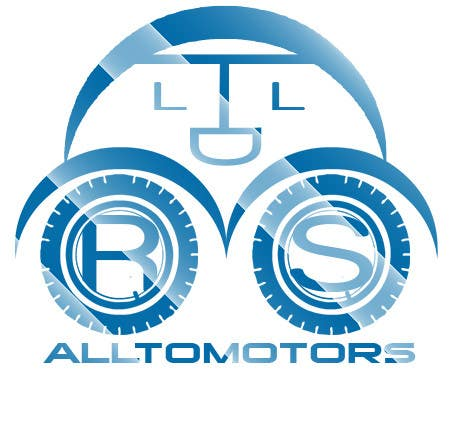#37 for Design a Logo for ALLTOMOTORS by silverXblood