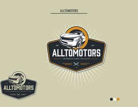 #56 for Design a Logo for ALLTOMOTORS af roman230005