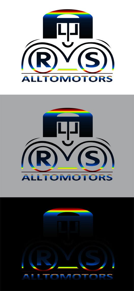 #41 for Design a Logo for ALLTOMOTORS by mrowkojad1961