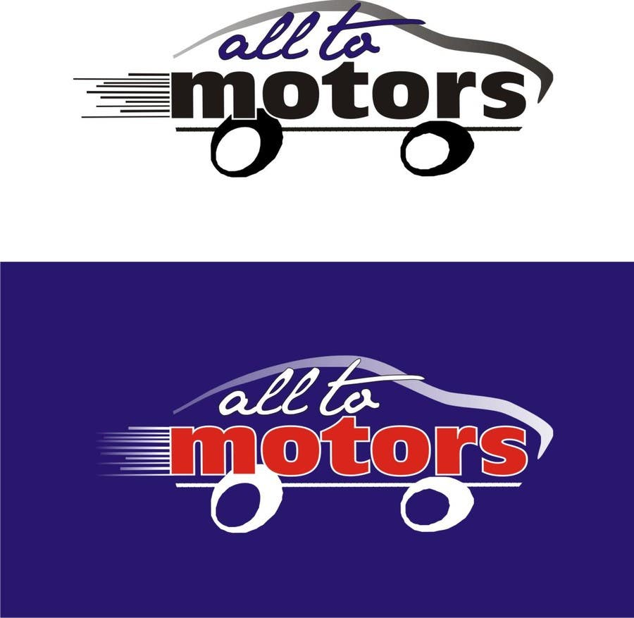 #40 for Design a Logo for ALLTOMOTORS by agness1310