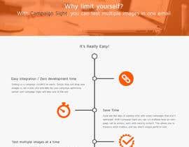NextTechSol tarafından Need a design for landing page. için no 6