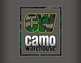 RenegadeCT tarafından Design a Logo for Camo Warehouse için no 46