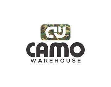 #22 untuk Design a Logo for Camo Warehouse oleh javedg
