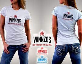 #89 untuk Concevez un logo for winnzos oleh Naumovski