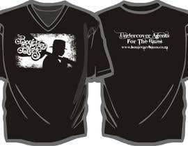 gr0uchyoldbag tarafından Design a T-Shirt for  Rock Bands and other Popular Music için no 63