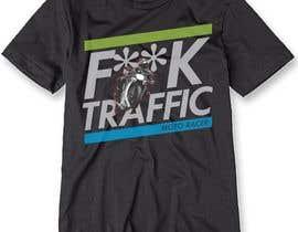 #14 untuk Design a T-Shirt for Motorcycle Riders oleh javierlizarbe