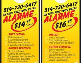 #8 untuk Design an Advertisement for Alarme D-Tech oleh avtoringUK